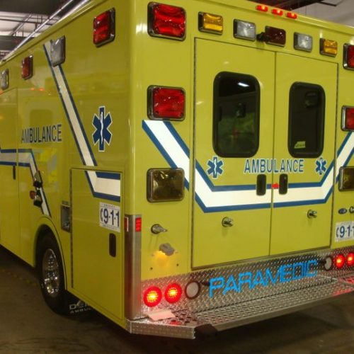 Emergency Vehicle & Medical #1